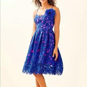 Lilly Pulitzer lace NWT sz 8 Camella dress